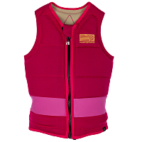 FOLLOW SURF EDITION PRO LADIES JACKET PINK