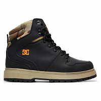 DC PEARY TR M BOOT BLACK/MULTI