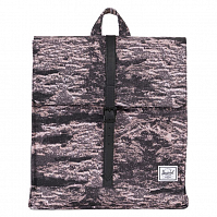Herschel CITY MID-VOLUME Ash Rose Desert/Black