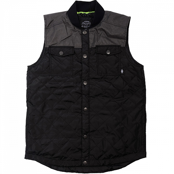 Жилет SAGA INSULATED VEST FW18 от Saga в интернет магазине www.traektoria.ru - 1 фото