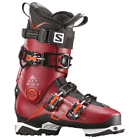 Salomon QST PRO 130 TR POMEGRANATE/BLACK/ORANGE