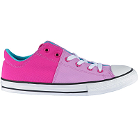 CONVERSE CHUCK TAYLOR ALL STAR MADISON OX FUCHSIA GLOW/MENGENTA GLOW/WHITE