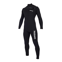 Mystic MAJESTIC FULLSUIT 5/3MM FZIP BLACK