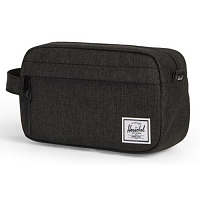 Herschel CHAPTER CARRY ON Black Crosshatch
