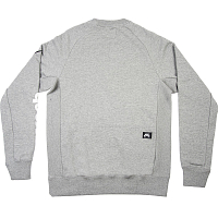 Nike M NK SB EVERETT CREW ENERGY DK GREY HEATHER/BLACK