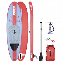 Jobe AERO YARRA SUP BOARD 10.6 PACK WMN ASSORTED