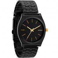Nixon Time Teller MATTE BLACK/GOLD