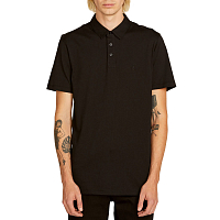 Volcom WOWZER POLO BLACK