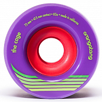 Orangatang THE CAGE WHEEL PURPLE