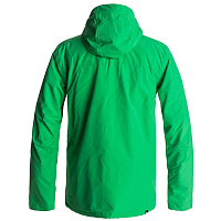 Quiksilver MISSION SOL JK M SNJT Kelly Green
