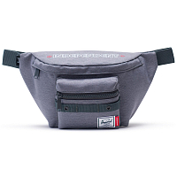 Herschel INDEPENDENT SEVENTEEN Mid Grey Crosshatch/Dark Shadow