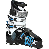 Atomic WAYMAKER 90 BLACK/WHITE/BLUE