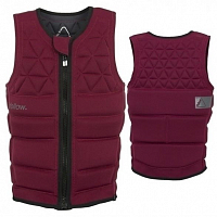 FOLLOW PHARAOH PRO LADIES JACKET WINE