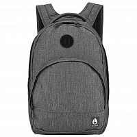 Nixon GRANDVIEW BACKPACK II CHARCOAL HEATHER