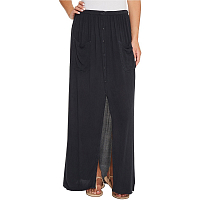 Billabong HONEY MAXI SOLID OFF BLACK