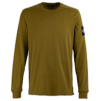The North Face M L/S FINE 2 TEE GREEN (BEB)