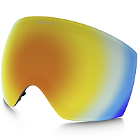 Oakley REPL. LENS FLIGHT DECK XM 101-104-007 /FIRE IRIDIUM
