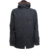 SESSIONS SUPPLY JACKET INDIGO