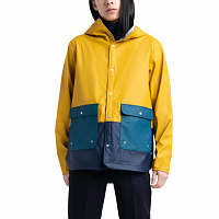 Herschel RAINWEAR PARKA Arrowwood/Peacoat