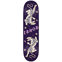 Real Skateboards RL BRD ISHOD CAT SCRATCH TT 8,0
