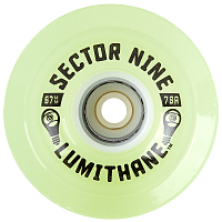 Sector9 LUMITHANE GLOW WHEELS LIT