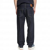 DC WORKER RELAXED  M PANT INDIGO RINSE