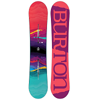 Burton FEELGOOD FLYING V 144