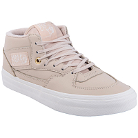 Vans UA HALF CAB DX (Leather) whisper pink/gold