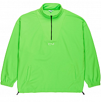 Polar LIGHTWEIGHT FLEECE PULLOVER GECKO GREEN