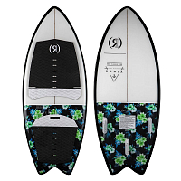 Ronix KOAL CLASSIC FISH GREEN / BLUE / TROPICAL