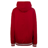 Carhartt WIP W' HOODED KNOWLEDGE SWEATSHIRT CARDINAL