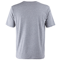DC TRYGER SS BOY B TEES GREY HEATHER