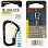 NITEIZE CARABINER SLIDELOCK 3 BLACK