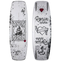 Ronix QUARTER 'TIL MIDNIGHT SF SAILOR WHITE