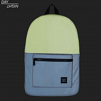 Herschel PACKABLE DAYPACK Neon Yellow Reflective/Peacoat Reflective