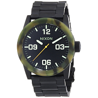 Nixon Private SS MATTE BLACK/CAMO