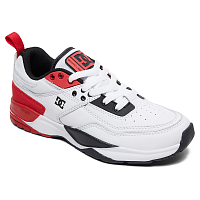 DC E.tribeka SE J Shoe WHITE/RED/BLACK