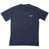 LEVIS SKATE GRAPHIC SS TEE MARINA BLUE RECYC
