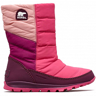 SOREL CHILDREN'S WHITNEY MID Rosewater, Ultr