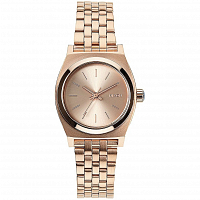 Nixon Small Time Teller ALL ROSE GOLD