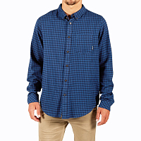 Billabong DOYLE LS SHIRT DEEP BLUE