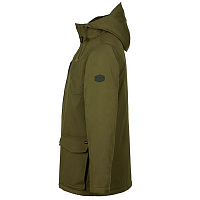 RVCA GROUND JACKET Dark Khaki