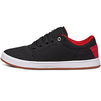 DC CRISIS TX B SHOE BLACK/RED/WHITE