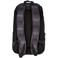 Nixon SMITH BACKPACK SE Black/Gray/Pop Stripe