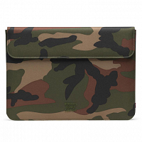 Herschel SPOKANE SLEEVE FOR MACBOOK WOODLAND CAMO