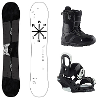 Burton W PARK PACKAGE 2 0