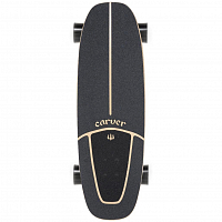 Carver C7 PROTEUS SURFSKATE COMPLETE RAW