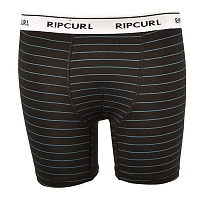 Rip Curl ALL DAY STRIPE BOXER BLACK