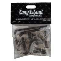 Long Island LONG ISLAND PACK MOUNTING BOLTS ALLEN ASSORTED