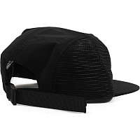 Thrasher FLAME OUTLINE 5-PANEL BLACK